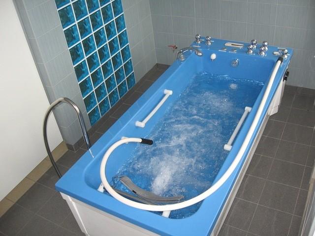 Kąpiel perełkowa z hydromasażem